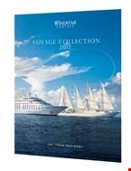 Έντυπα και μπροσούρες της Windstar Cruises