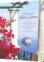 Έντυπα και μπροσούρες της Oceania Cruises, Voyage Calendar