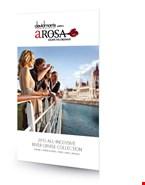 Κρουαζιέρες με την a-Rosa River Cruises